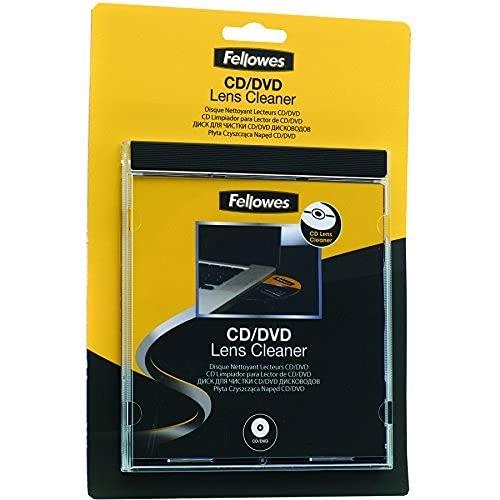Fellowes CD DVD Lens Cl