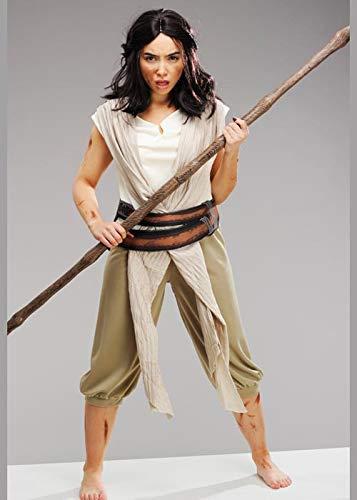 Magic Box Disfraz de Arya Stark Estilo sin Rostro para Mujer M (UK 10-12)