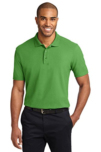 Port Authority® Stain-Resistant Polo. K510 Vine Green 3XL