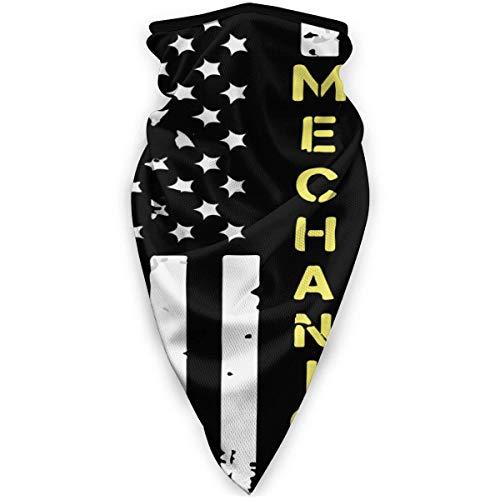 Traveler heren vrouwen outdoor mechanica vlag USA winddicht sportbril winddicht sjaal