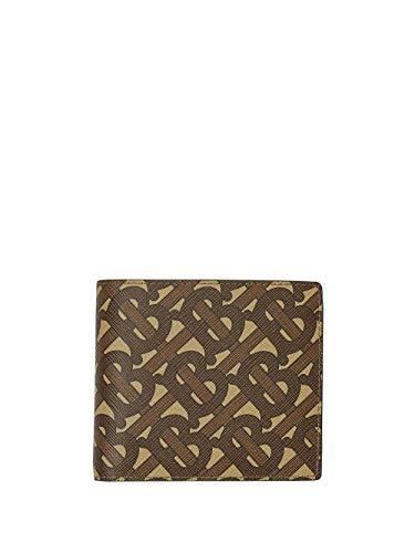BURBERRY Luxury Fashion Herren 8022913 Braun Leder Brieftaschen | Frühling Sommer 20
