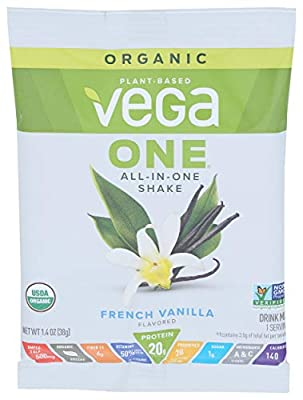 Vega One Plant Protein Powder