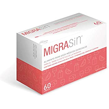 Migrasin - Manejo dietético migraña causada por déficit de DAO ...
