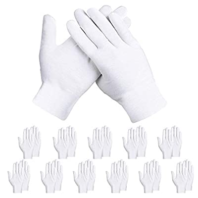 Rovtop White Gloves 12