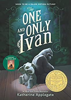 The One and Only Ivan by [Katherine Applegate, Patricia Castelao]