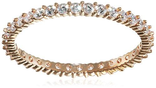 Swarovski Damen-Ring Edelstahl Glas transparent Gr. 50 (15.9) - 5095327