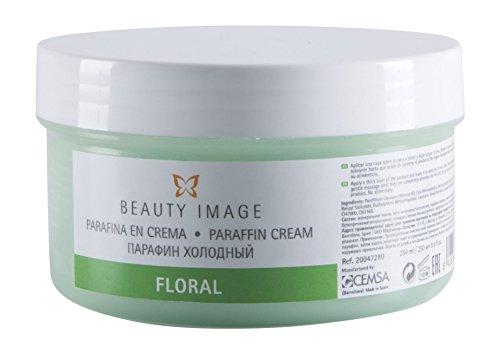 Beauty Image bloemig paraffinecrème, 190 g