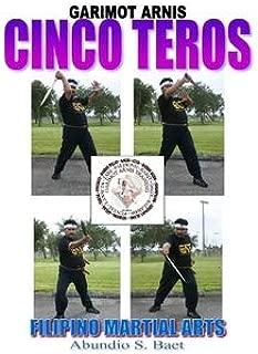 Garimot Arnis Training CINCO TEROS Basic Manual