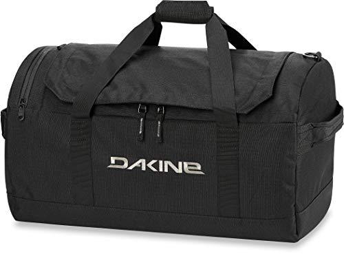 Dakine Sac de sport EQ Duffle, 50 litres, sac de sport pliable avec zip double curseur et bandoulière - sac de voyage et sac de sport confortable et robuste