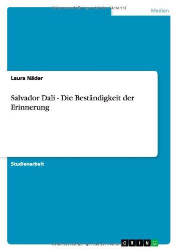 Salvador Dali - Die Beständigkeit der Erinnerung