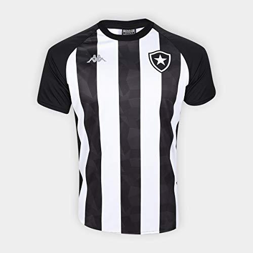 Camisa Botafogo Retrô Casual Anos 80