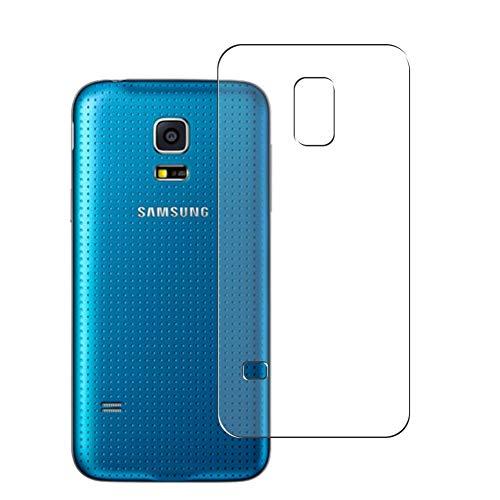 VacFun 2 Piezas Protector de pantalla Posterior, compatible con Samsung Galaxy S5 Sport G860P, Película de Trasera de TPU
