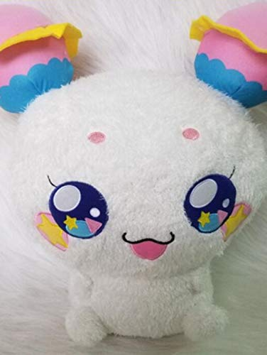 lili-nice Plush Toys New Star Twinkle PreCure Cure Friends 30Cm Plush Stuffed Doll Fuwa Toy Pretty Cure A Birthday Present For Your Child