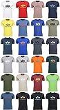 ALPHA INDUSTRIES Basic T-Shirt Camiseta, Olive, 5XL para Hombre