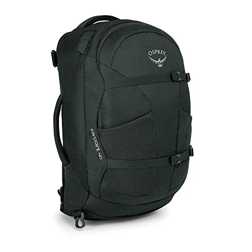 Osprey Farpoint 40, Travel Pack Uomo, Volcan Grey, M/L