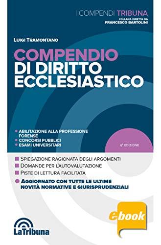 Compendio di diritto ecclesiastico: Edizione 2020 Collana Compendi