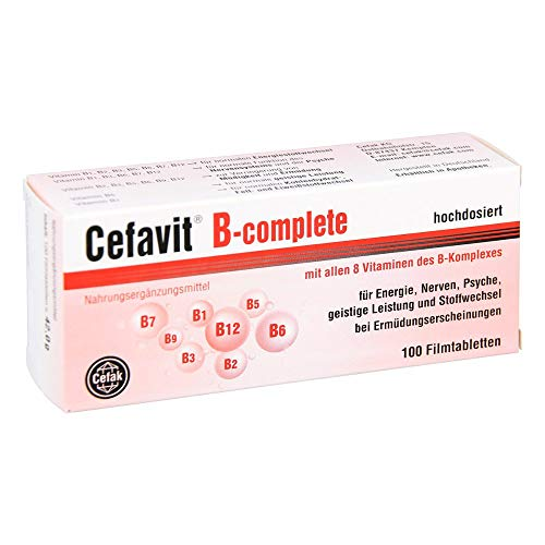 Cefavit B-complete Filmtabletten, 100 St