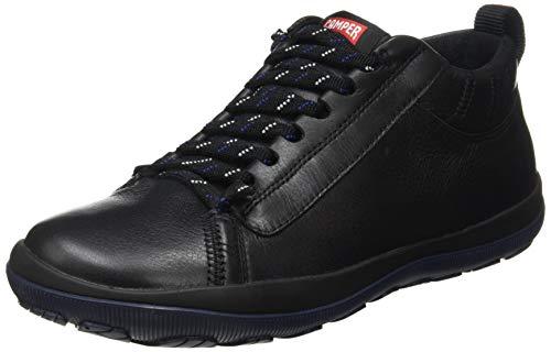 Camper Women's Men Ankle Boot, Black, 5.5