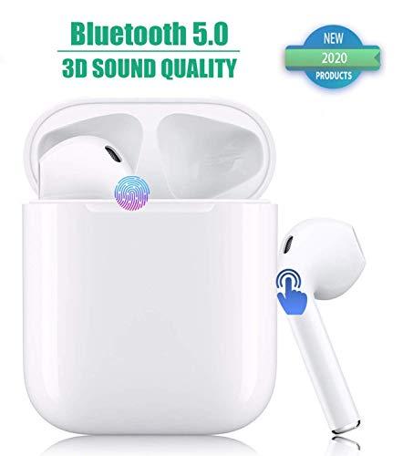 Auriculares Bluetooth TWS i12, Auriculares con cancelación de Ruido y