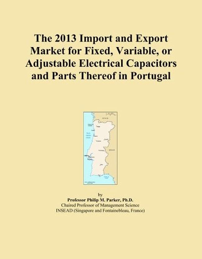楽観的できれば単語The 2013 Import and Export Market for Fixed, Variable, or Adjustable Electrical Capacitors and Parts Thereof in Portugal