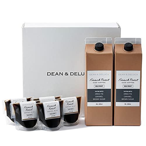 DEAN&DELUCA アイスコーヒー&コーヒーゼリーギフト