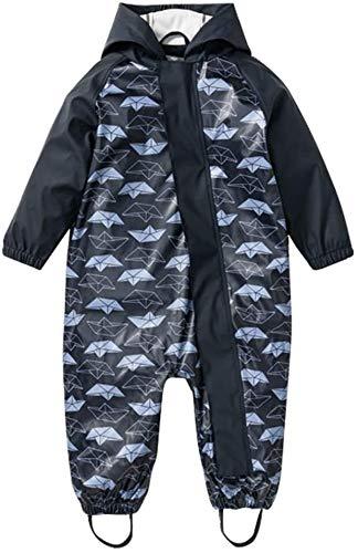 BTXX Los niños de una Pieza de Rainsuit del niño del Impermeable a Prueba de Agua niñas Ligera Capas de Lluvia/Chaqueta Muchacho de Las Muchachas (Color : D, Size : X-Small)