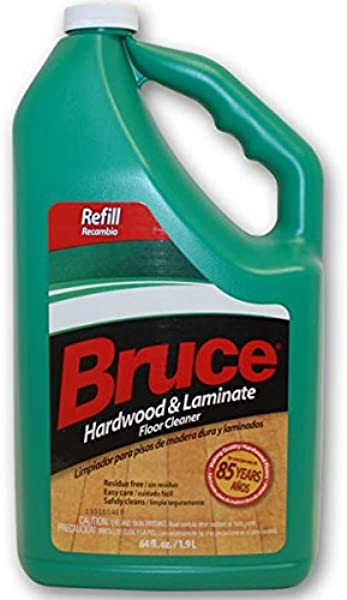 Bruce Hardwood Laminate Floor Cleanr 64oz Refill 2 Pack