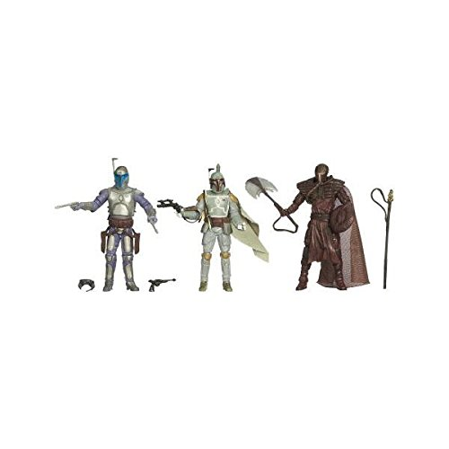 Star Wars Legacy Collection : The Fett Legacy 3pk image