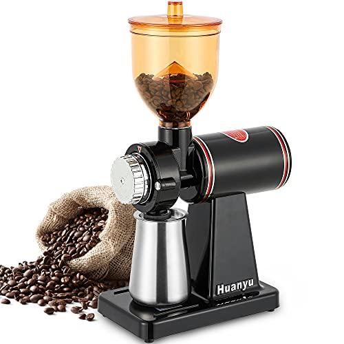 Opiniones de Molinillos de café eléctricos con conos - solo los mejores. 6