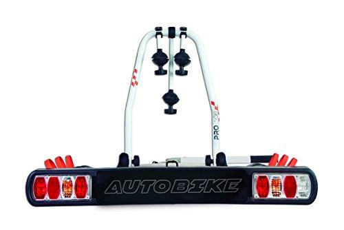 Autobike Pro Z3- Portabicicletas de enganche