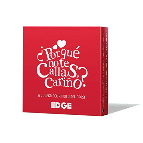 Edge Entertainment-¿Por qué no te Callas, cariño, Color (EDG0EDGLA05)