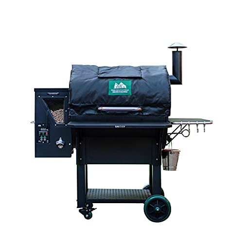 Green Mountain Grills Thermal Blanket for Daniel Boone Pellet Grill (Daniel Boone 12V Prime)