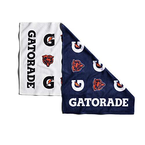 Toalla Gatorade, talla única - 10052000045410, Chicago Bears, Talla única, Blanco