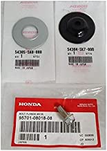 Genuine Triple Shift Linkage Bushing Bolt Washer Set Acura Integra Civic 5SPD Quick Delivery