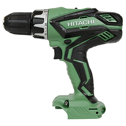 "Hitachi DV18DGL 18V 1/2"" Lithium Ion Hammer Drill - Bare Tool"
