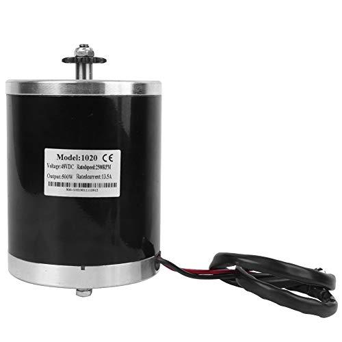 BOTEGRA Desgaste - Motor de Metal de Alta Velocidad con Accesorio de Patas, para Scooter de Tres Ruedas(48V500W)