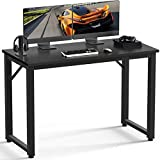 LEMBERI Cheap Computer Desk 39 inches, Small Space Student Desk for Teens, Study Writing...