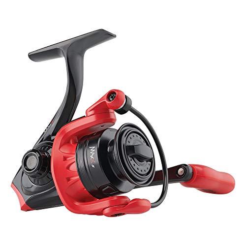 Abu Garcia unisex-adult Black Max & Max X Spinning Fishing Reels (All Models & Sizes) Red ,30 - Box