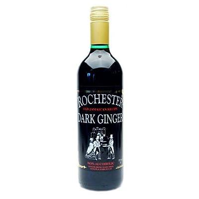 Rochester Rochester Dark Ginger Drink Non Alcholic 725ml (Pack of 12)