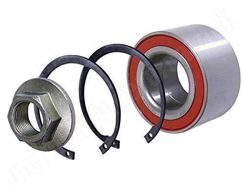Kompaktlagersatz Kompaktlager Radlager Satz 34/64x37mm / 3464/34/64 x 37mm