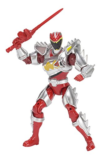 Power Rangers Dino Super Charge - Dino Super Drive Red Ranger Action Figure, 5