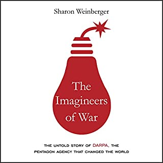 The Imagineers of War audiobook cover art