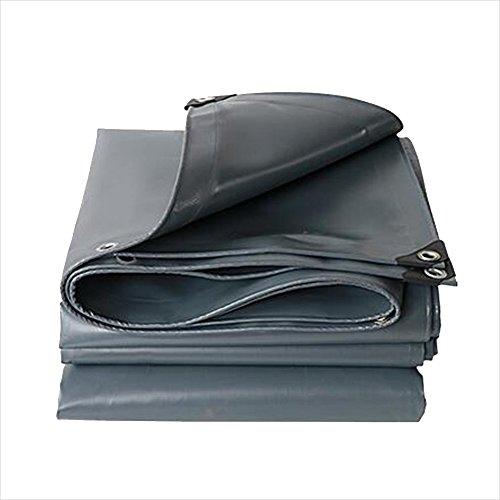 Tarpaulin NAN Verdickung wasserdichte Sonnencreme-Plane Regenplane LKW-schützende Tuch Segeltuch-PVC-Plane Plane-Regenplane (größe : 6 * 8m)