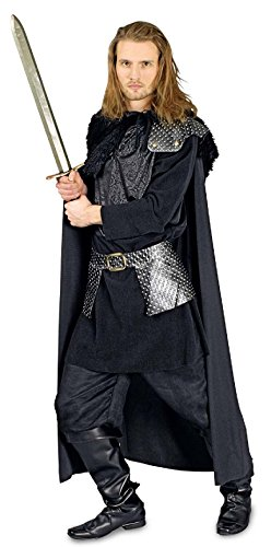 K31250868-54-56 Herren Wikinger Kostüm Wechter des Nordens Gr.54-56