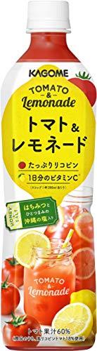 トマト&レモネード 720ml×15本 PET