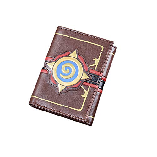 WKS Hearthstone Card Pack Wallet(without buckle), Leather, normal