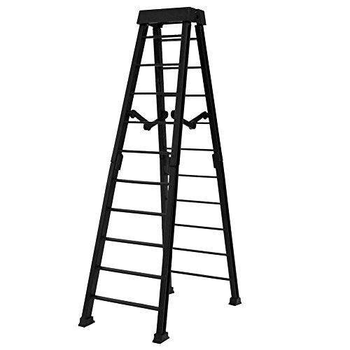 Large 10 Inch Breakaway Black Ladder for Wrestling Action Figures
