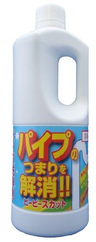 パイプ洗浄剤 ピーピースカット 1kg
