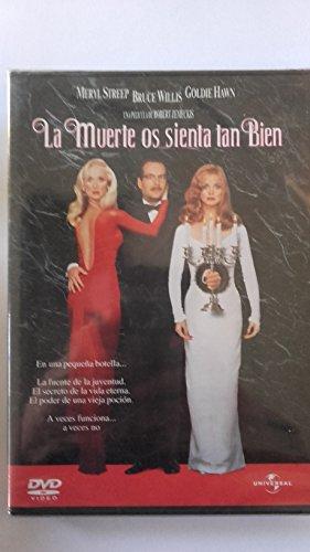 LA MUERTE OS SIENTA TAN BIEN DVD