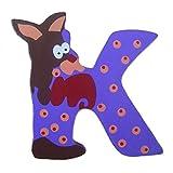 Legler 4660 - Buchstaben Tiere A bis Z, Buchstabe - K